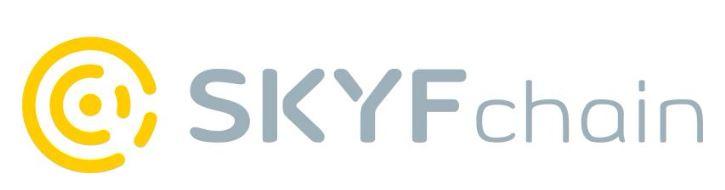 SKYFchainのロゴ