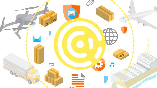 世界初の産業用貨物ドローンICO「SKYFchain(スカイチェーン)」とは?