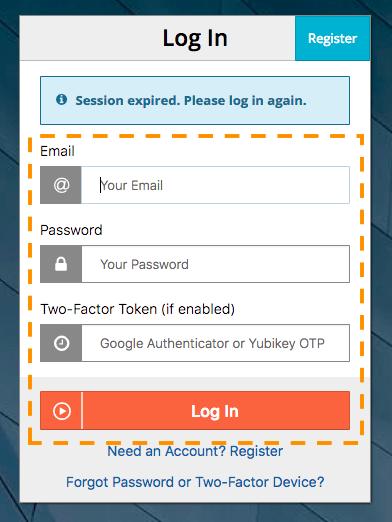 bitmexの2段階認証の登録方法3