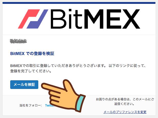 bitmexのアカウント登録方法4