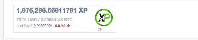 xpマイニングの実績