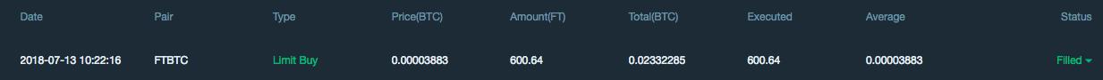 FT購入画面