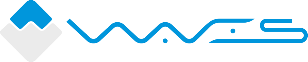 wavesのロゴ