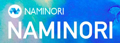 NAMINORICOINのロゴ