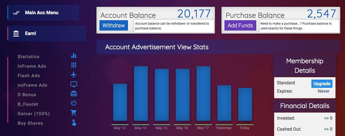 bit-paysの画面